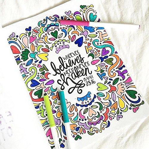 Amazon Beauty In The Bible Adult Coloring Book Volume 2 Premium Edition Christian Journaling And Lettering Inspirational Gifts