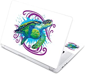"""MightySkins Skin Compatible with Acer Chromebook 15 15.6"""" (2017) - Sea Turtle Splash 