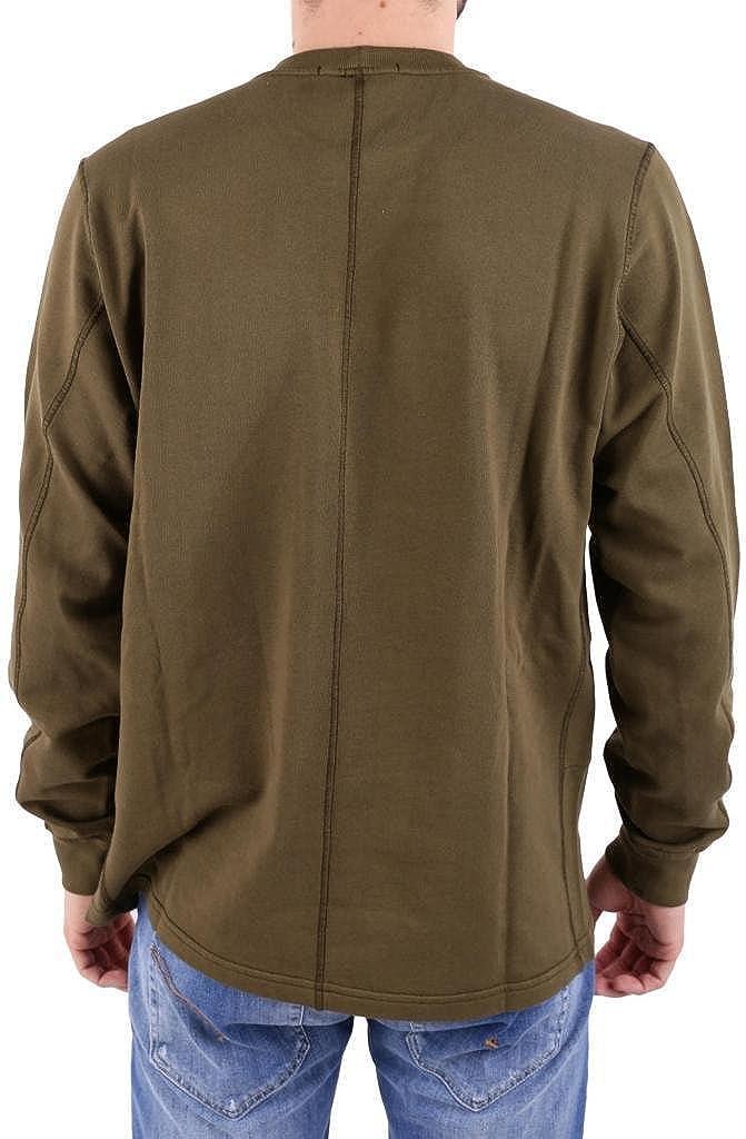 Neil Barrett Hombre Camiseta Fairisle Thunderbolt Black/Multicolor