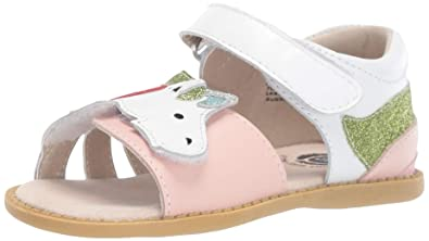 9f54500db3c Livie   Luca Unicorn Flat Sandal Shoes