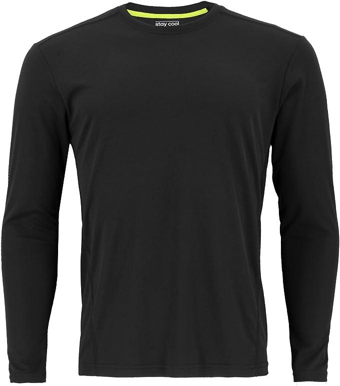 adidas Alphaskin Sport Shirt Longsleeve Blau | Underwear