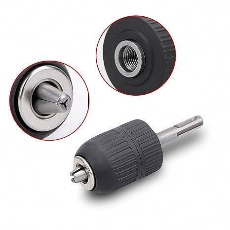 CoCocina 2-13 mm adaptador de herramienta sin llave para taladro//SDS