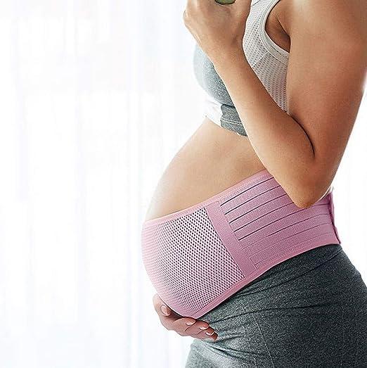 mejor cinturón de soporte para el embarazo para el dolor pélvico