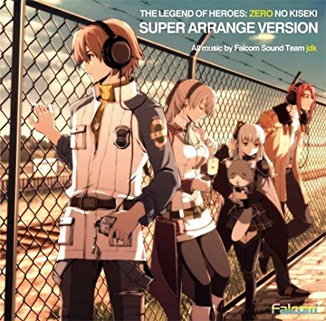 Amazon 日本ファルコム 英雄伝説 零の軌跡 スーパーアレンジ