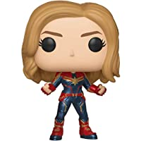 Funko Pop Marvel Captain Marvel Nc Games