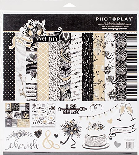 (Photoplay Paper Photo Play 12x12 We Do We Do Collection)