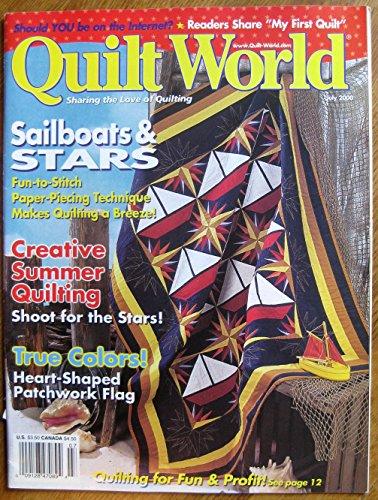 (Quilt World Magazine July 2000)