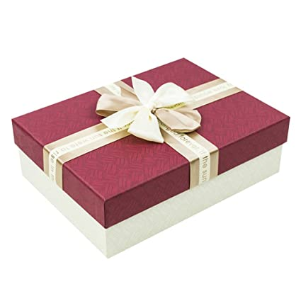 Secure Your Valuables by Using Gift Packaging Boxes