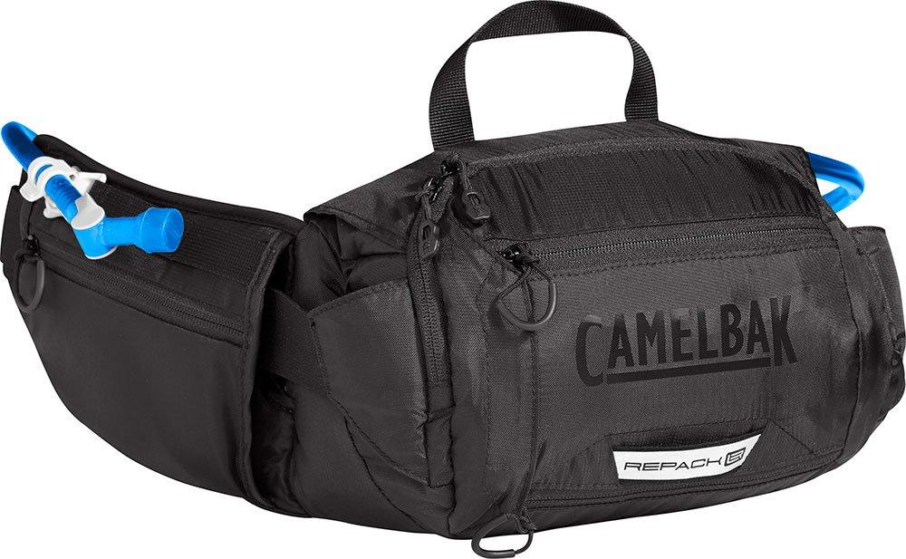 CamelBak Mujer Repack LR 4–Mochila de hidratación, Black, 50oz CAOHJ #Camelbak 1478001000