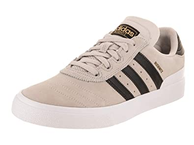 707cbbca6 adidas Skateboarding Men s Busenitz Vulc Crystal White Black White 4 ...