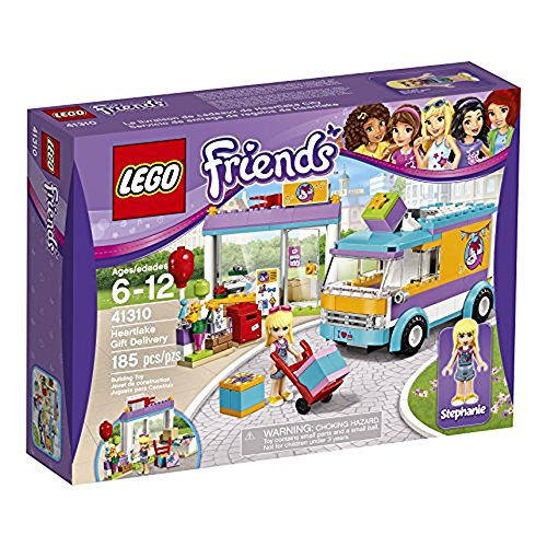 LEGO Friends Heartlake Gift Delivery 41310 Toy for 5- to 12-Year-Olds (Gift Deliveries)