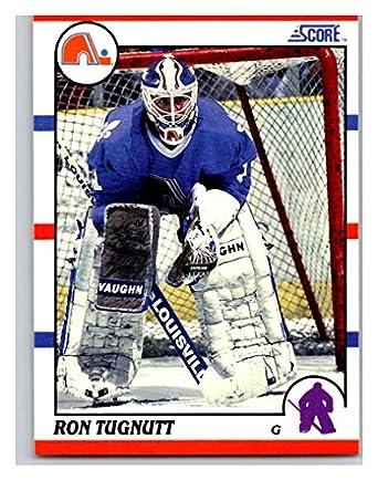 Amazon.com  Hockey NHL 1990-91 Score  126 Ron Tugnutt  126 NM ... 0b6298325