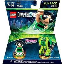 Warner Bros Lego Dimensions The Powerpuff Girls Fun Pack
