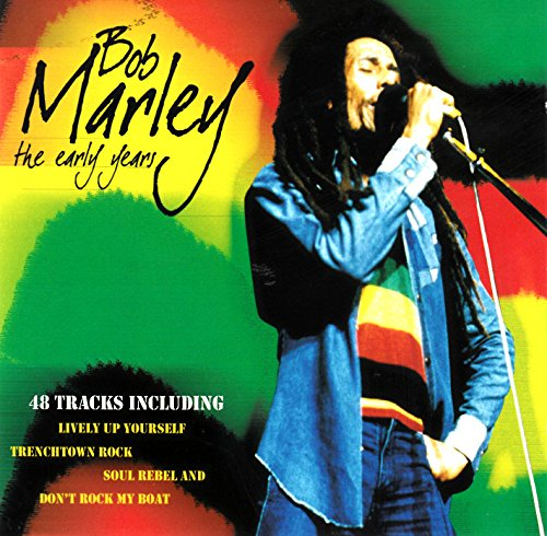 Bob Marley: the Early Years 2 Disc - Sunglasses Jensen