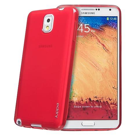 Juppa - Carcasa de silicona para Samsung Galaxy Note 3 con ...