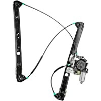 A-Premium Power Window Regulator with Motor Replacement for BMW E53 X5 2000-2006 Front Left Driver Side