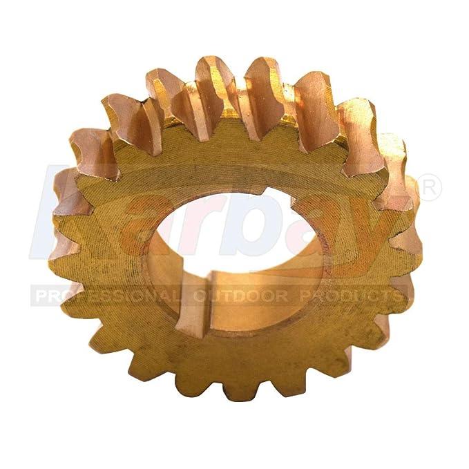 Karbay 700130 - Gusano para Rueda de Toro S Gear para cortacésped ...