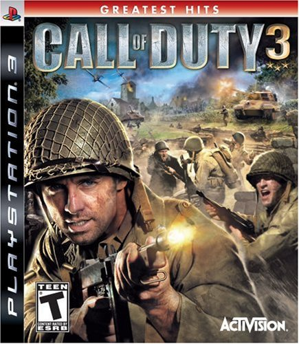 (Call of Duty 3 - Playstation 3)