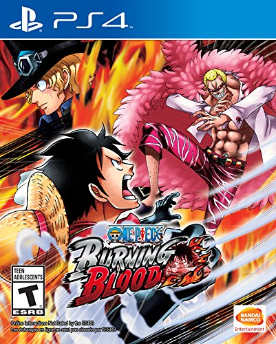 One Piece: Burning Blood (Blood Computer True)
