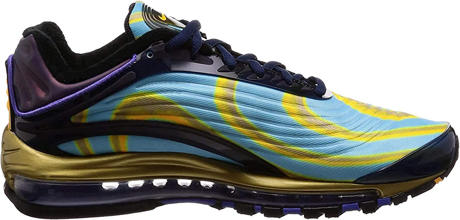 Nike Air Max Deluxe, Sneakers Basses Homme