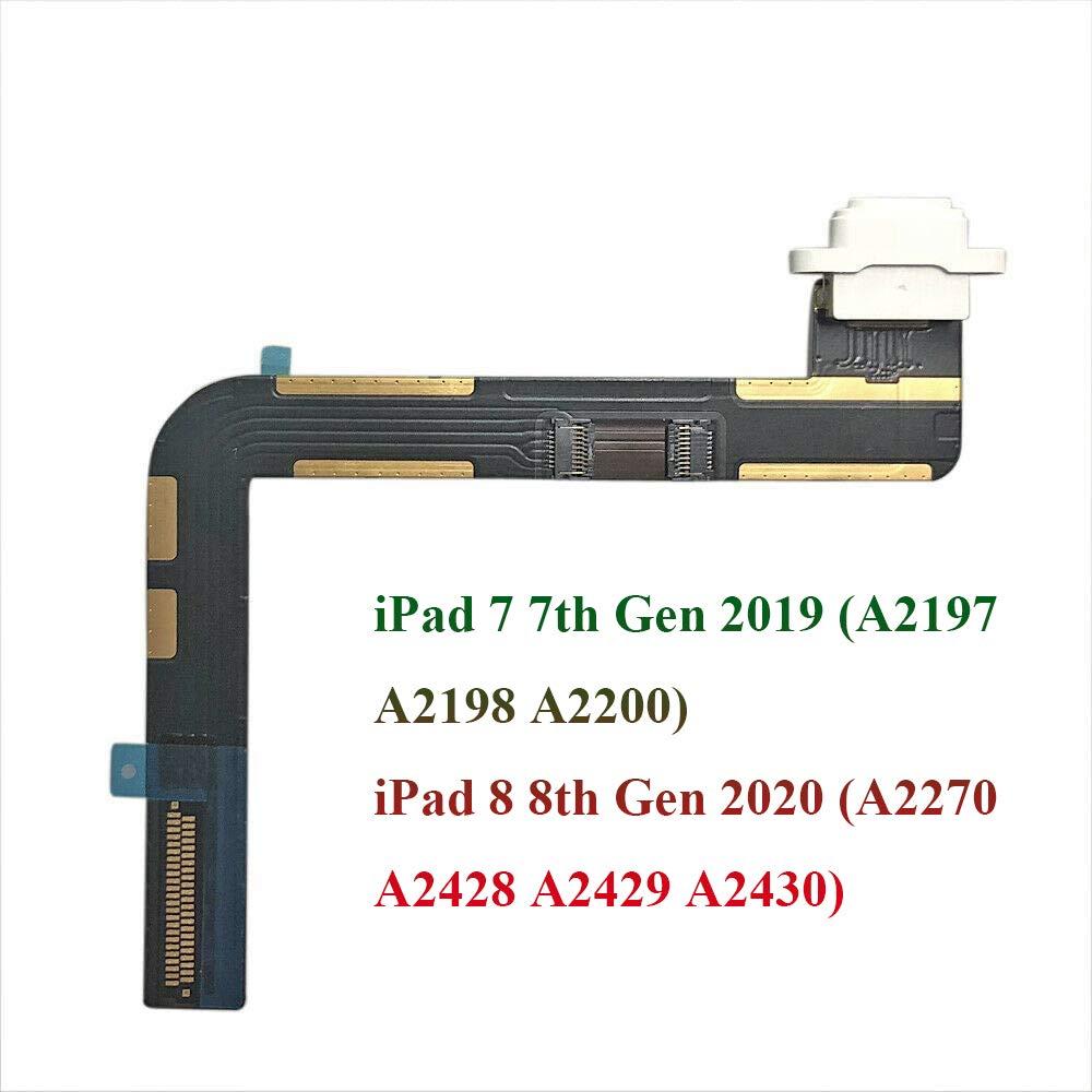 Cable Flex Puerto de Carga para IPad 7 2019 (A2197 A2198 A22