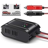 Car Battery Jumper Cable Emergency Start Power Cord Cigarette Lighter Charging 5.5 Meters 12V Car Jump Starter Cable