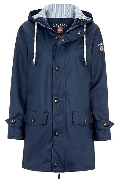 Friesennerz | Maritime Jacke | Regenjacke | Das Original aus Ostfriesland | Allwetterjacke