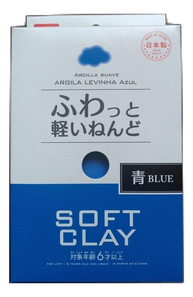 Daiso Japan–Argilla morbida. 1 blu 07455000562
