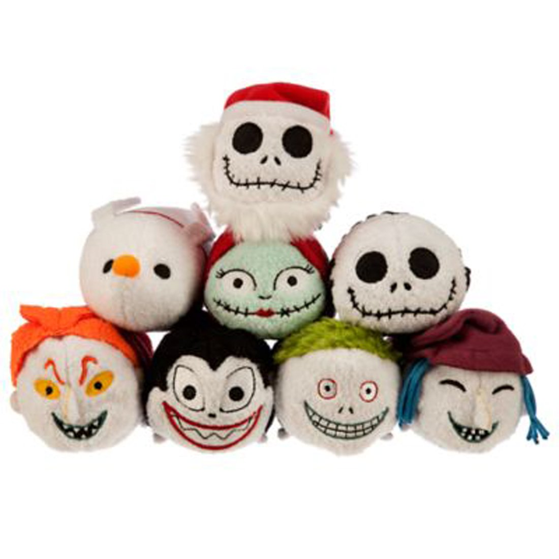 Amazon.com: Tim Burtons The Nightmare Before Christmas \'\'Tsum Tsum ...