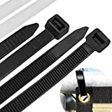 Cable zip ties Heavy Duty 26 Inch, Large Durable Adjustable Nylon wire ties,Tensile Strength 200 Pounds for Indoor and Outdoo