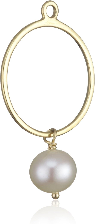 Pandora 25409P - Pendientes de mujer de oro amarillo (14k)