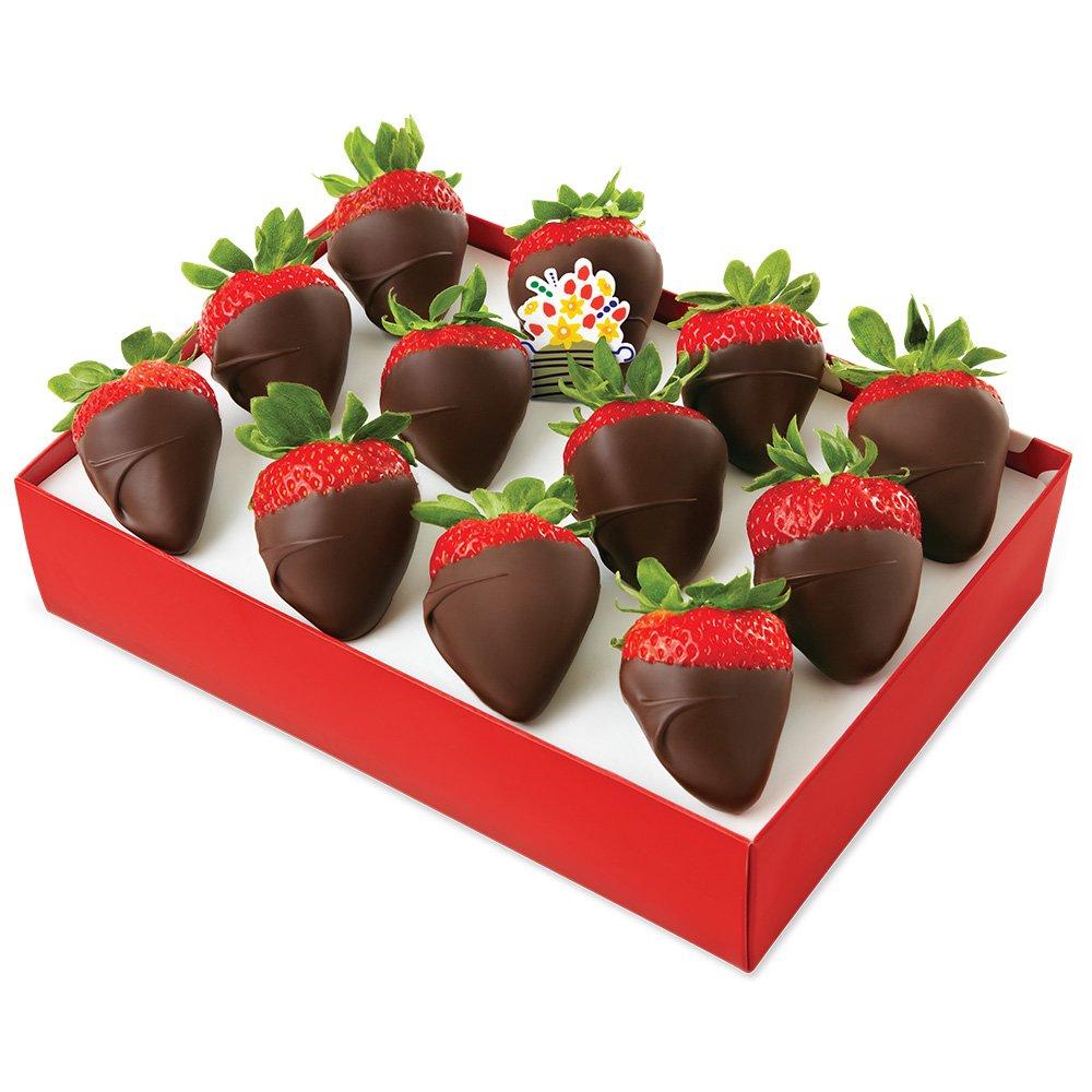 Amazon Edible Arrangements Chocolate Dipped Strawberries Box