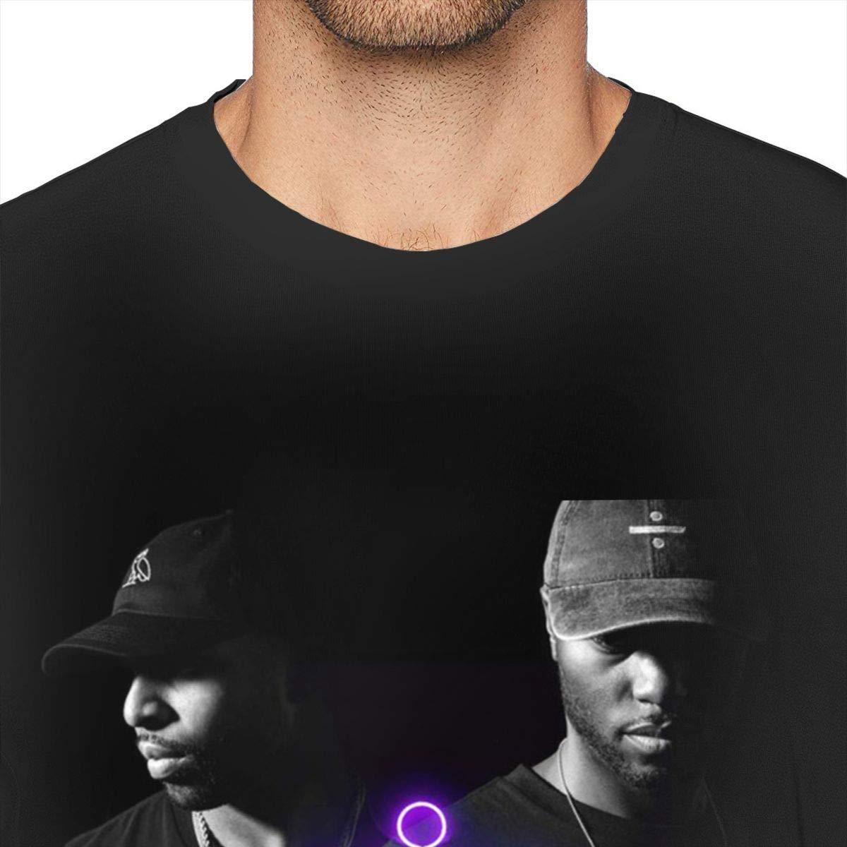 UP-ARP Mens RB-Dvsn Tee T-Shirt Black