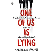 One of Us is Lying by Karen McManus - Paperback