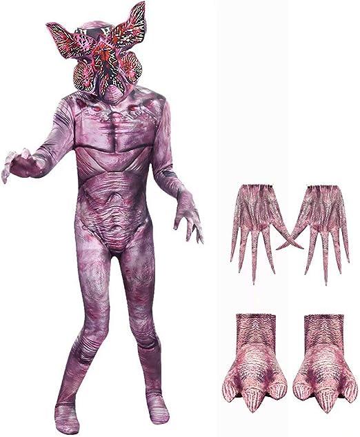 Amatop Disfraz de Stranger Things, Disfraz de Demogorgon para ...