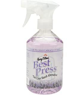 Mary Ellen Productos Mary Ellen almidón de Transparente de Prensa de la Mejor Alternativa 16oz-