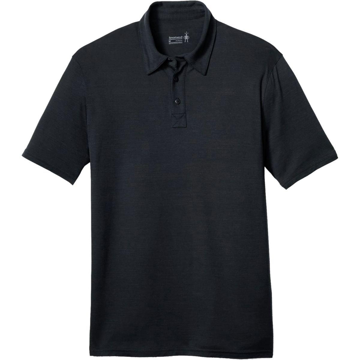 Smart Wool Men& 039;s Merino 150 Pattern Polo