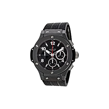 Hublot Big Bang Black Magic Automatic Chronograph - 301.CX.130.RX