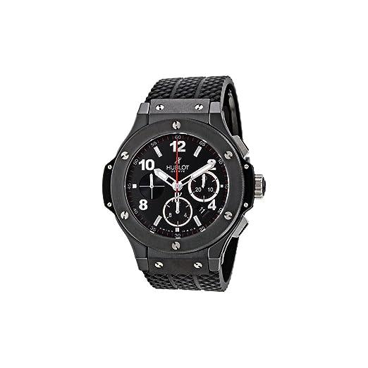 Hublot Big Bang Black Magic - Reloj cronógrafo automático 301. CX. 130. RX: Hublot: Amazon.es: Relojes