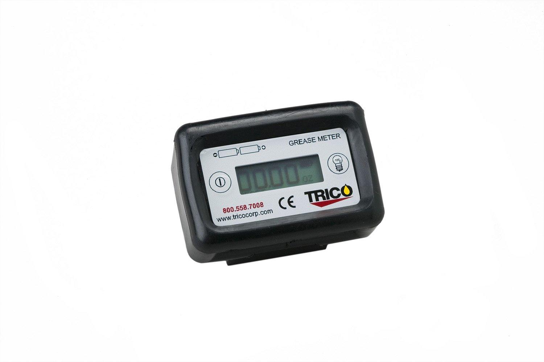 Trico 39350 Anodized Aluminum Digital Grease Meter, LCD Display, For Grease Gun
