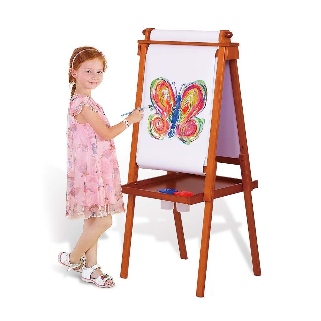 Cavalletto per bambini per bambini tavolo da disegno magnetico piccolo lavagna staffa di disegno bordo di disegno graffiti può essere sollevato e abbassato Lavagnette Lavagne