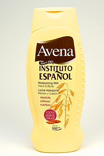 Amazon.com : Avena hand and body lotion - 17 oz. (3-Pack) : Body Gels And Creams : Beauty