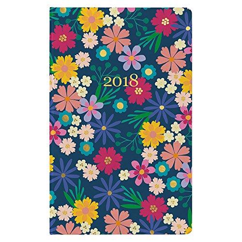 Erin Condren 2018 Hardbound LifePlanner- Floating Florals, 5x8