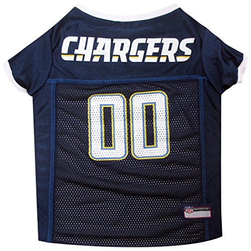 NFL San Diego Chargers Pet Jersey, XX-Large