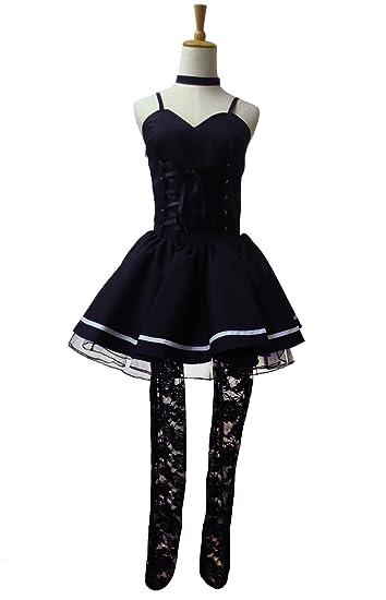 Amazon Xiao Wu Second Kira Misa Amane Misa Black Gothic Punk