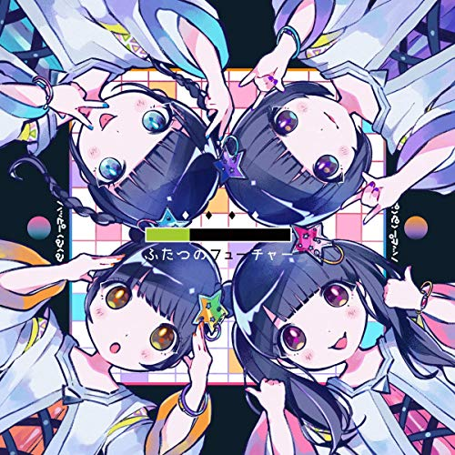 Futatsu No Future -  HAPPY KURU KURU, Audio CD