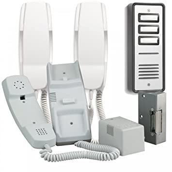 Bell System 900 Series 3 Way Audio Door Entry System Amazon