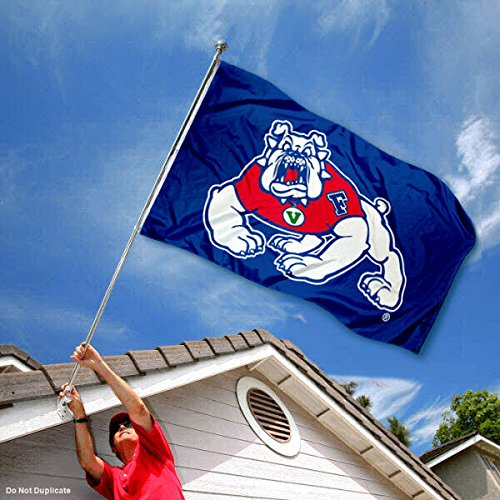 FSU Bulldogs Blue College Flag