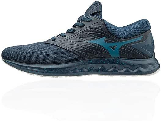 Mizuno Wave Polaris - Zapatillas de Running Hombre: Amazon.es: Zapatos y complementos