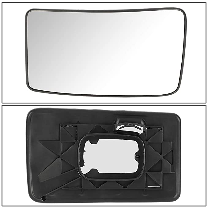 DL3Z17K707A OE Style Passenger//Right Side Upper Tow Mirror Glass Lens w//Heated for Ford F250 F350 Super Duty 08-16